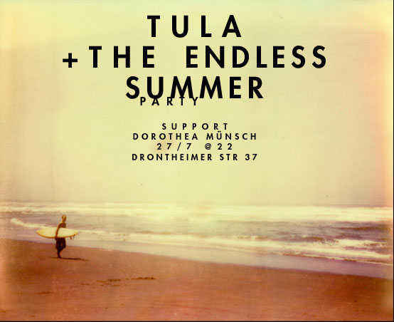 Tula and the endless summert